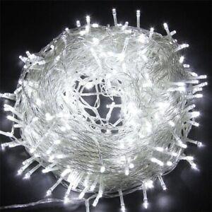 Christmas LED String Lights 100m 20m 10m 5m Outdoor Decoration Fairy Light Garla