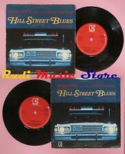 LP 45 7'' MIKE POST LARRY CARLTON Hill street blues 1981 uk ELEKTRA no cd mc dvd