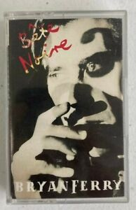 BRYAN FERRY - BETE NOIRE - CASSETTE TAPE ( TESTED, AWESOME CONDITION!) ~ D20