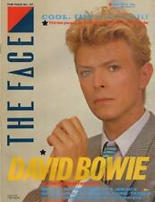 David Bowie Michael Caine Bob Marley John Walters mag