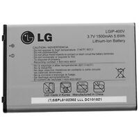 New OEM LG LGIP-400V Battery For Ally VS740 Fathom VS750 1500 mAh SBPP0027402
