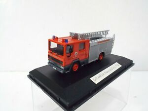 OXFORD DIECAST 76DN003 FIRE BRIGADE GREATER MANCHESTER DENNIS RS BOXED (L3)