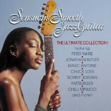 Sensuous Smooth Jazz Guitar (2004, CD NEUF)