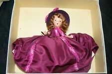 Vintage Nancy Ann Storybook Bisque Doll #196 A Sweet October Maiden with Box