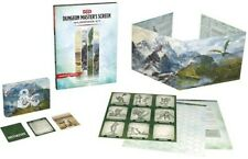 Dungeons & Dragons Dungeon Master's Screen Wilderness Kit (Dungeons &Dragons, D&
