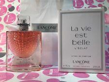 LA VIE EST BELLE L'ECLAT BY LANCOME EAU DE PARFUM 2.5oz FOR WOMEN NIB