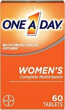 One A Day Women's Multivitamin, 60 Count
