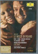 Wolfgang Amadeus Mozart. Le nozze di Figaro (1976) DVD