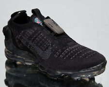 Nike Air Vapormax 2020 Flyknit GS Older Kids's Black Lifestyle Sneakers Shoes