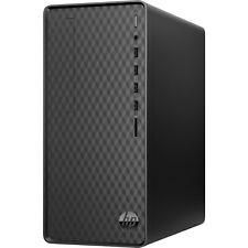 HP Desktop M01-F1003ng PC-System i3-10100 8GB RAM 512 GB SSD Intel UHD 630