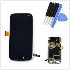 For Samsung Galaxy S4 mini i9195 Full LCD Touch Screen Glass Digitizer & Frame