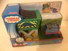 Fisher Price Thomas and Friends Coal Hopper Launcher With Thomas Train 18m+ New