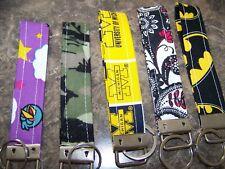 Handmade Key Wristlets/Fobs- Assorted Designs