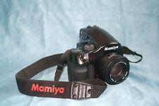 Mittelformatkamera Mamiya 645AF + 2 Objektive + Metzblitz Contax 645 alternative
