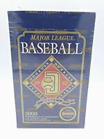Donruss 1992 Series 1 Edition Major League Baseball Collectors Set Sealed Box!