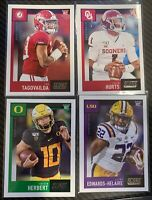 2020 Score Rookie Cards You Pick