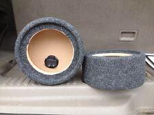 "6.5"" Speaker Box Enclosure 6 1/2"" Car Speaker Coaxial Box Flushmoun 5.5"" Cutout"