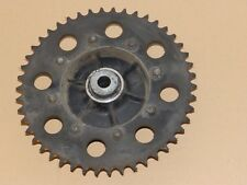 Kawasaki KLE 500 le500a 1991 rueda dentada vigas rueda dentada grabación Chain Wheel Mount
