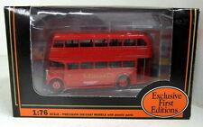 Efe 1/76 escala 16005 Leyland PD2 Lowbridge Midland Rojo R L34 Diecast Modelo Bus