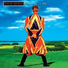 DAVID BOWIE 'EARTHLING' CD (2016)