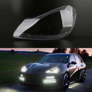 For Porsche Cayenne S Headlight Lens 2008-2010 For Cayenne Headlamp Lens Cover