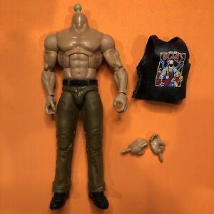 Elias - Mattel WWE Elite 73 Wrestling Figure - 🚫 Head Fodder