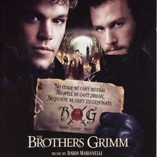 THE BROTHERS GRIMM (BOF) - MARIANELLI DARIO (CD)