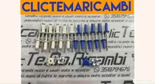 7 Blu e 1 Bianco Cora 000116010 Kit 8 Rivetti Fissaggio Targa