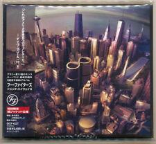 Foo Fighters - Sonic Highways / Japan CD First Press Cardboard sleeve Ed. NEW!