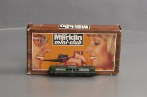 Marklin 8857 Z Scale DB Green Electric Locomotive EX/Box