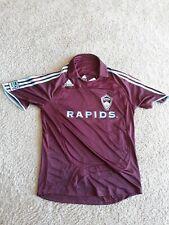 2008 Adidas Colorado Rapids Jersey Men's Medium Burgundy/Maroon NWT