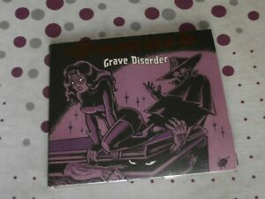 The Damned - Grave Disorder - CD