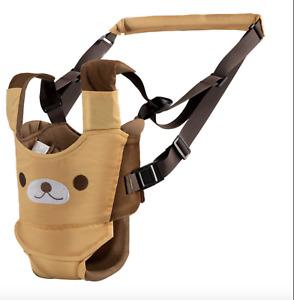 Baby Walker Toddler Safety Belt Harness Assistant Backpack Walking Learning Wing