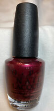 Opi Nail Lacquer, Black Label, Rare, Unopened, Cabernet For The Lady