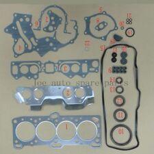 4G63 4G63T 8V G63B G4CP Engine Full gasket set kit for Hyundai Sonata Mitsubishi