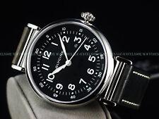 New Glycine F104 Swiss Made ETA 2824 Automatic Black Dial Sapphire Crystal Watch