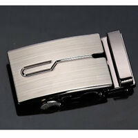 Luxury  Men's Strap Alloy Waist Buckle Waistband Belt Automatic