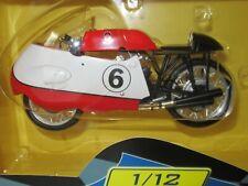 Gilero 500, #6 (1957), Libero Liberati, escala 1:12, GP Racing Moto, Altaya