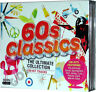 The Ultimate 60s Songs 5 CD of Classic Sixties Tracks Original Music Recordings