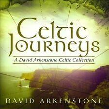NEW ~ Celtic Journeys by David Arkenstone (CD, May-2011, Green Hill Productions)