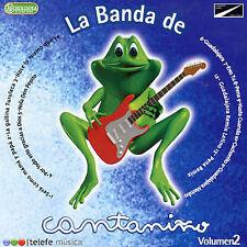 CANTANINO - BANDA DE CANTANINOS, VOL. 2: CUATROREINAS NEW CD