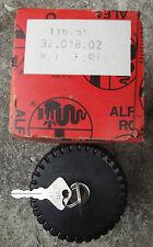 Alfa Romeo Alfetta 2.0 Tappo Carburante NUOVO ORIGINALE