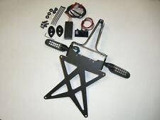 portatarga/frecce/fanalino/kit montaggio/Ducati 1198