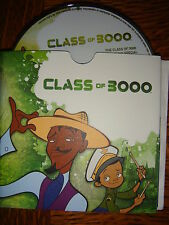 """CLASS OF 3000 EMMY DVD CARTOON NETWORK 1 EPISODE """"THE CHRISTMAS SPECIAL Play USA"""
