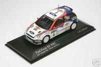 1:43 Minichamps Ford Focus WRC Sainz Rallye Argent 2002