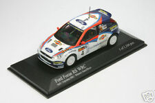 1:43 Minichamps ford focus wrc sainz rally argent 2002