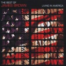 JAMES BROWN The Best Of Living In America CD BRAND NEW