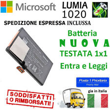 BATTERIA originale Per MICROSOFT NOKIA PER LUMIA 1020 BV-5XW 2000MAH RM-875 877