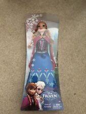 Anna Of Arendelle Frozen Doll Original By Mattel