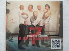 Sep7ember - Strange Ways Of Going Home - CD + bonus Track Neu & OVP NEW Sealed